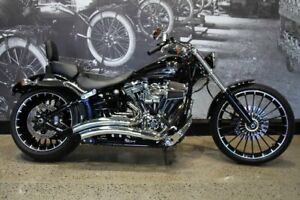 2016 Harley-Davidson BREAKOUT 103 (FXSB) Road Bike 1690cc Blacktown Blacktown Area Preview