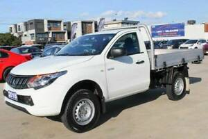FROM $76 P/WEEK ON FINANCE* 2016 MITSUBISHI TRITON GLX 4X2 Coburg Moreland Area Preview