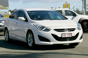 2013 Hyundai i40 VF2 Active Creamy White 6 Speed Sports Automatic Sedan Cleveland Redland Area Preview