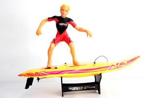NEW RC RTR Wave Surfing Fast Racing Surfer Easily upgrade COOL