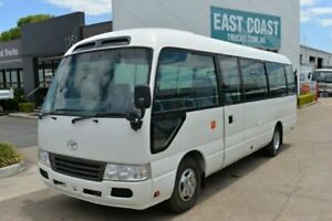 2011 TOYOTA COASTER DELUXE Bus   SN#5565 Acacia Ridge Brisbane South West Preview