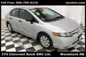 2006 Honda Civic Sdn DX-G Automatic Sedan - Like Traded