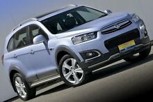 2015 Holden Captiva CG MY15 Blue 6 Speed Sports Automatic Wagon Ferntree Gully Knox Area Preview