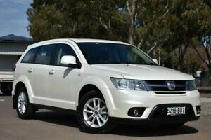 2013 Fiat Freemont JF Base White 6 Speed Automatic Wagon St Marys Mitcham Area Preview
