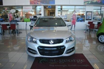 2014 Holden Commodore VF MY14 SS V Redline Nitrate 6 Speed Manual Sedan Alfred Cove Melville Area Preview