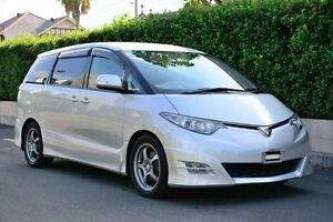 2006 Toyota Estima GSR50 AREAS Silver Automatic Burwood Heights Burwood Area Preview