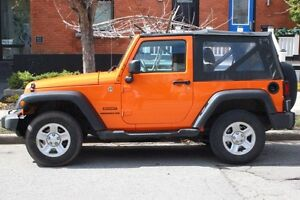 2013 Jeep Wrangler Soft Top Convertible - Fantastic Condition!