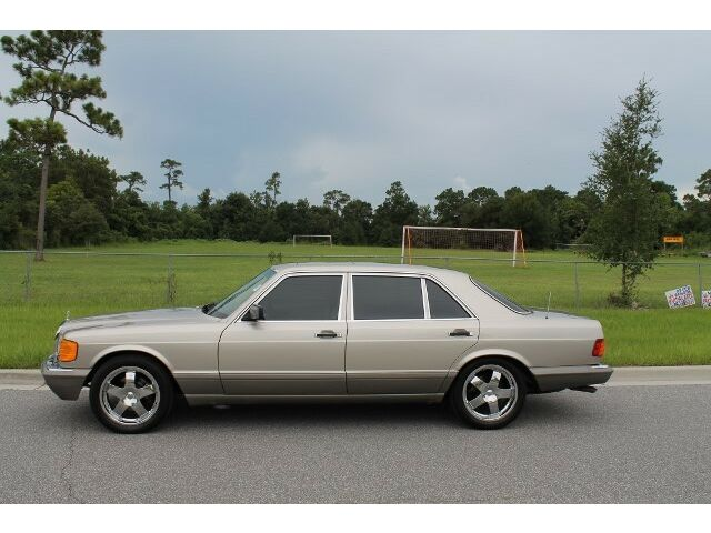 Mercedes-Benz : 500-Series 4dr Sedan 56 FL INCREDIBLE CONDITION AMAZING SERVICE HISTORY JUST STUNNING CONDITION 560 SEL