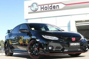 2017 Honda Civic 10th Gen MY17 Type R Black 6 Speed Manual Hatchback Liverpool Liverpool Area Preview