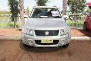 2010 Suzuki Grand Vitara JB MY09 Silver 5 Speed Manual Hardtop Minchinbury Blacktown Area Preview