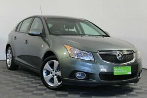 2014 Holden Cruze JH Series II MY14 Equipe Prussian Steel 6 Speed Sports Automatic Hatchback Wayville Unley Area Preview
