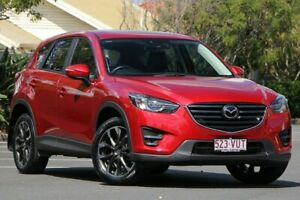 2014 Mazda CX-5 KE1022 Akera SKYACTIV-Drive AWD Red 6 Speed Sports Automatic Wagon Chermside Brisbane North East Preview