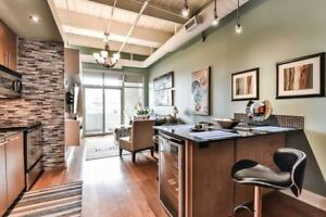 Approx 900 Sq Ft Pet-Friendly Bldg.. 2 Bed Condo For Sale