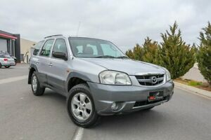 2002 Mazda Tribute Luxury Silver 4 Speed Automatic Wagon Lonsdale Morphett Vale Area Preview