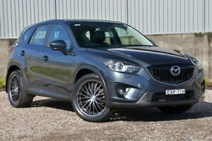 2012 Mazda CX-5 KE1021 Grand Touring SKYACTIV-Drive AWD Grey 6 Speed Sports Automatic Wagon Wyong Wyong Area Preview