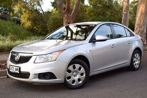 2011 Holden Cruze JG CD Silver 6 Speed Sports Automatic Sedan St Marys Mitcham Area Preview