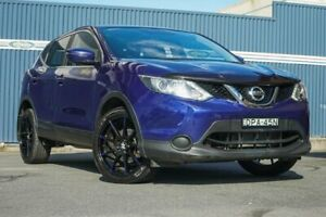 2015 Nissan Qashqai J11 ST Blue 1 Speed Constant Variable Wagon Tweed Heads Tweed Heads Area Preview