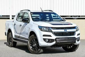 2018 Holden Colorado RG MY18 Z71 Pickup Crew Cab White Manual Utility Cannington Canning Area Preview