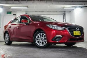 2014 Mazda 3 BM5278 Touring SKYACTIV-Drive Red 6 Speed Sports Automatic Sedan Ryde Ryde Area Preview