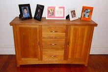 Solid oak cabinet Woollahra Eastern Suburbs Preview