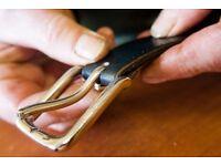 Leatherwork Trainee - a great job to suit school-leaver