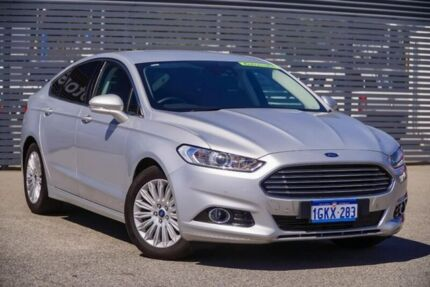 2016 Ford Mondeo MD Trend SelectShift Silver 6 Speed Sports Automatic Hatchback