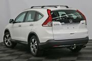 2014 Honda CR-V RM MY15 VTi-L 4WD White 5 Speed Sports Automatic Wagon Seven Hills Blacktown Area Preview