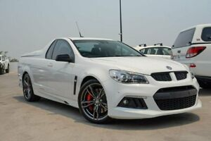 2015 Holden Special Vehicles Maloo Gen-F MY15 R8 White 6 Speed Sports Automatic Utility