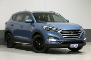 2016 Hyundai Tucson TL 30 Special Edition Blue 7 Speed Auto Dual Clutch Wagon Bentley Canning Area Preview