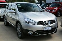 2011 Nissan Dualis J10 Series II MY2010 Ti Hatch X-tronic Blade 6 Speed Constant Variable Hatchback Mornington Mornington Peninsula Preview