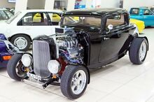 1932 Ford Hot Rod ROADSTER HIGHBOY Black Automatic Coupe Carss Park Kogarah Area Preview