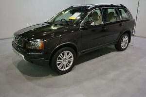 2008 Volvo XC90 P28 MY08 LE Black 6 Speed Sports Automatic Wagon Old Guildford Fairfield Area Preview