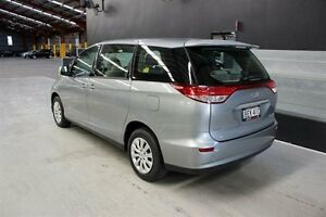 2010 Toyota Tarago GSR50R MY09 GLX Silver 6 Speed Sports Automatic Wagon Maryville Newcastle Area Preview