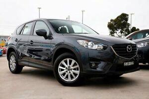 2016 Mazda CX-5 KE1032 Maxx SKYACTIV-Drive AWD Sport Meteor Grey 6 Speed Sports Automatic Wagon