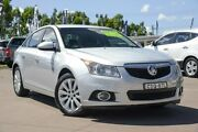 2011 Holden Cruze JH Series II MY12 CDX Silver 6 Speed Sports Automatic Sedan McGraths Hill Hawkesbury Area Preview