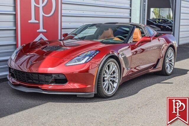 2016 Red Chevrolet Corvette Z06 2LZ | C7 Corvette Photo 10