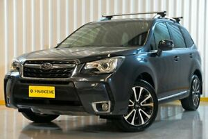 2016 Subaru Forester S4 MY16 XT CVT AWD Premium Grey 8 Speed Wagon