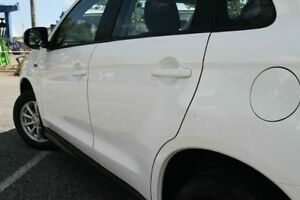 2013 Mitsubishi ASX XB MY13 2WD White 5 Speed Manual Wagon Bungalow Cairns City Preview