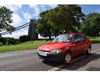 Peugeot 106 1.1 2000 - A Beautiful, Reliable Car with a Full MOT for Sale