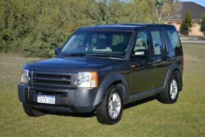 2006 Land Rover Discovery 3 S Grey 6 Speed Automatic Wagon Rockingham Rockingham Area Preview