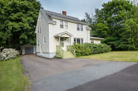 455 Wiley Ave, Windsor, NS (3 Bed 1.5 Bath with Dbl Det Garage)