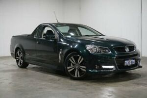 2015 Holden Ute VF MY15 SS Ute Storm Green 6 Speed Sports Automatic Utility