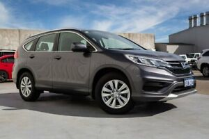 2015 Honda CR-V RM Series II MY16 VTi Grey 5 Speed Automatic Wagon Canning Vale Canning Area Preview