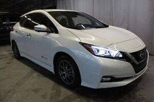 Nissan Leaf SL PLUS (6500KM, CHARGE RAPIDE WOW !!)