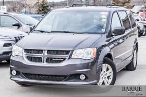2016 Dodge Grand Caravan ***CREW WITH LEATHER***NAVIGATION***POW