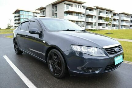 2011 Ford Falcon FG XT Grey 6 Speed Sports Automatic Sedan Somerton Park Holdfast Bay Preview