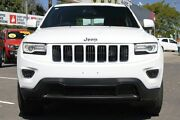 2014 Jeep Grand Cherokee WK MY2014 Laredo White 8 Speed Sports Automatic Wagon Moorooka Brisbane South West Preview