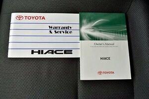 2011 Toyota Hiace KDH201R MY11 LWB White 4 Speed Automatic Van Pakenham Cardinia Area Preview