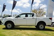 2017 Mazda BT-50 UR0YG1 XT 4x2 Hi-Rider White 6 Speed Manual Utility Wangara Wanneroo Area Preview