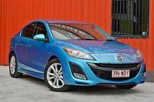 2010 Mazda 3 BL10L1 MY10 SP25 Activematic Blue 5 Speed Sports Automatic Sedan Molendinar Gold Coast City Preview